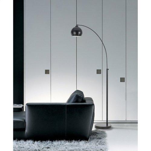 100W Metal Arc FL Lamp W/Mtl Shd