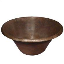 Cazo in Antique Copper