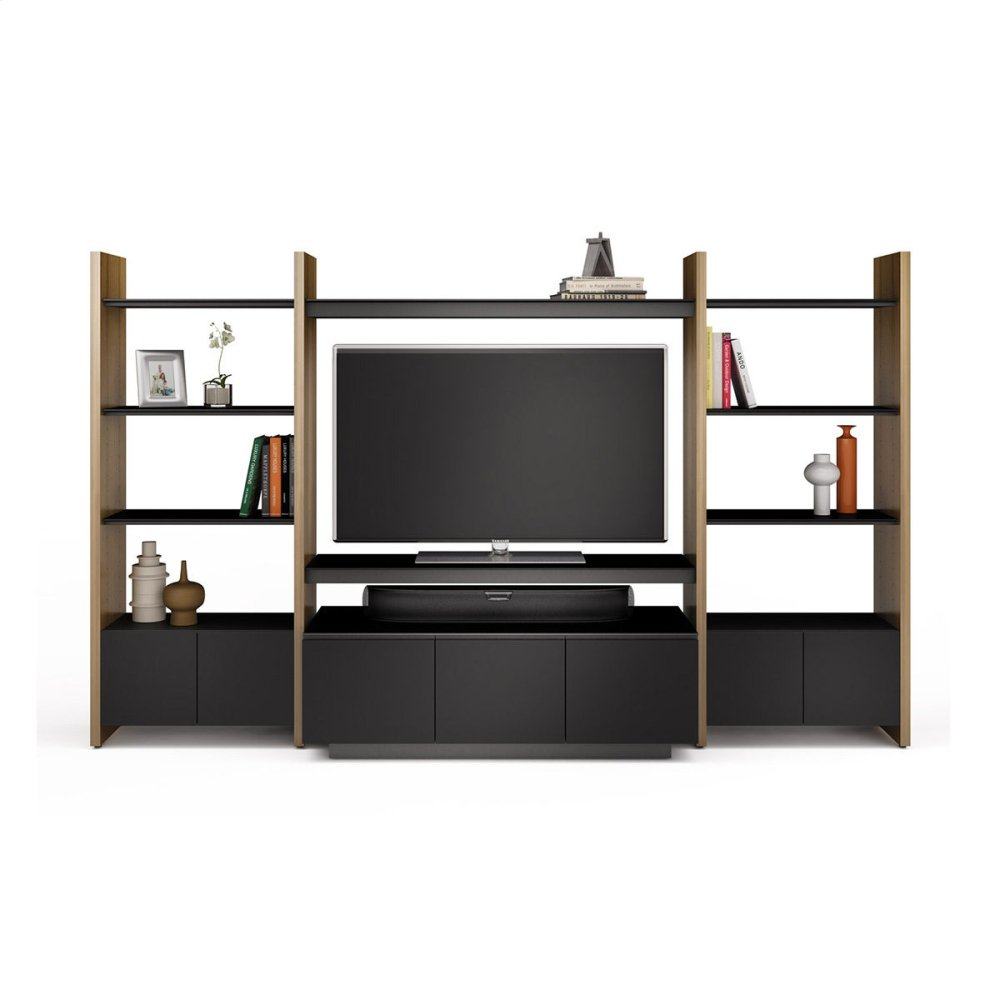 Bdi Furniture 5423 Tj In Espresso Black
