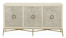 Salon Media Console in Salon Alabaster (341)