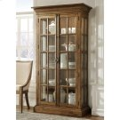 Hawthorne - Display Cabinet - Barnwood Finish Product Image