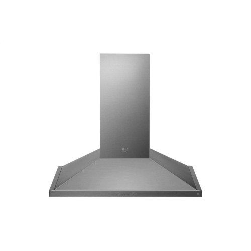 "LG STUDIO 30"" Wall Mount Chimney Hood"