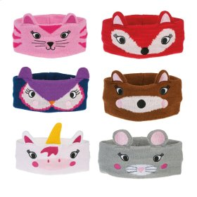 24 pc. assortment Kids' Ear Warmers.