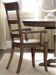 Sorella Ladderback Arm Chair