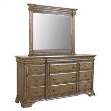 9 Drawer Master Dresser