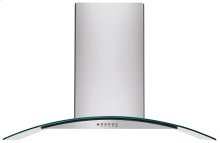 Frigidaire 36'' Glass Canopy Wall-Mount Hood