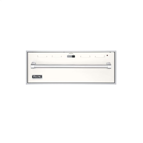 "Cotton White 27"" Professional Warming Drawer - VEWD (27"" wide)"
