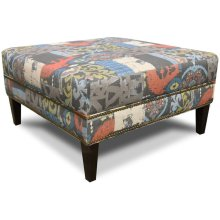 Kipling Cocktail Ottoman with Nails 3U07N