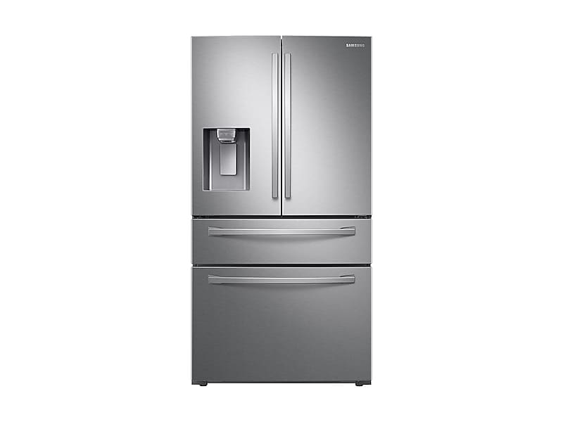 Samsung Appliances28 Cu. Ft. 4-Door French Door Refrigerator With Flexzone Drawer In Stainless Steel