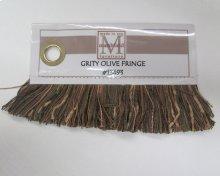 Gritty Olive Fringe