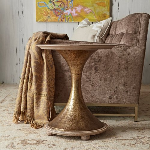 Cinched Side Table
