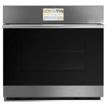 """Café 30"""" Built-In Single Electric Convection Wall Oven"""