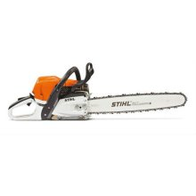 The MS 362 chainsaw plus our exclusive STIHL M-Tronic™ engine management technology.