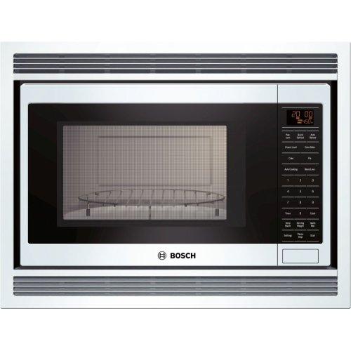 800 Series Speed Oven 24'' White, Door Hinge: Left