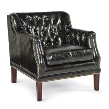 Leather Equestrian Chair