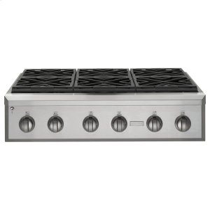 "MonogramMonogram 36"" Professional Gas Rangetop with 6 Burners (Natural Gas)"