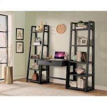 Perspectives - Wall Desk - Ebonized Acacia Finish