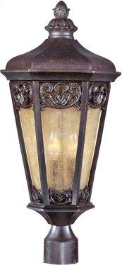 Lexington VX 3-Light Outdoor Pole/Post Lantern