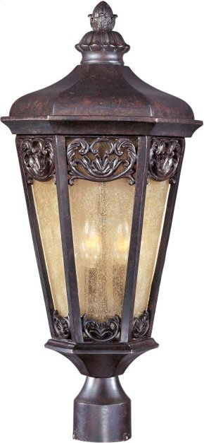 Lexington VX 3-Light Outdoor Pole/Post Lantern