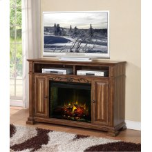Barclay Fireplace Media Center