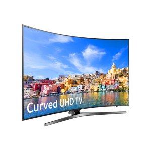 "Samsung43"" Class KU7500 Curved 4K UHD TV"