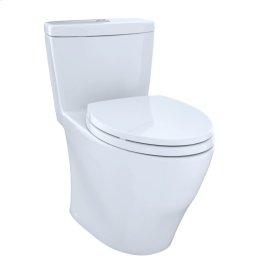 Aquia® One-Piece Toilet, 1.6 GPF & 0.9 GPF, Elongated Bowl - Cotton