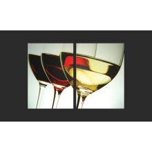 Wine Glasses Artwork