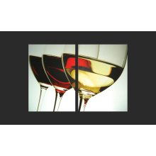 Wine Glasses Artwork