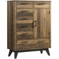 Bedroom - Urban Rustic Gentleman's Chest Product Image