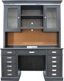 "40"" Open Bookcase"