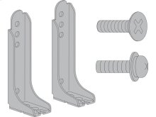 Pedestal Brackets and Hardware