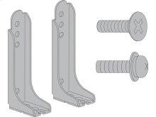 Pedestal Brackets and Hardware