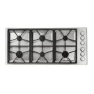 "Heritage 46"" Professional Gas Cooktop, Liquid Propane Product Image"
