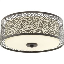 "Mingle LED Collection 14"" Flush Mount"