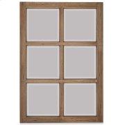 Italian Window Pane w/ Mirror - DRW Product Image