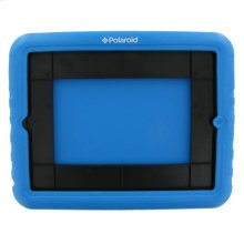 Polaroid Shock Absorbing Kids iPad 2 and iPad 3 Case, Blue - PAC9002BL