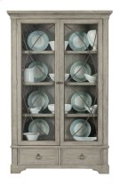 Marquesa Display Curio in Marquesa Gray Cashmere (359) Product Image
