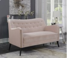 Emerald Home Bailey Settee Pink U3278-01-02