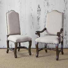 Florence Side Chair - Small (Tweed)