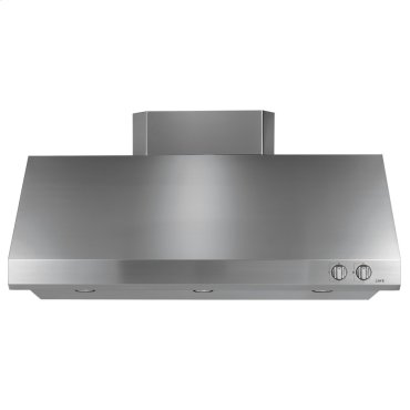 "Cafe™ 48"" Stainless Steel Professional Hood"