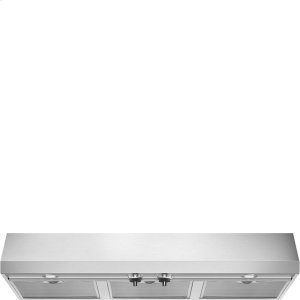 "Smeg48"" Pro-Style, Under Cabinet Hood, Stainless Steel"