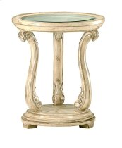 Avignon Chairside Table