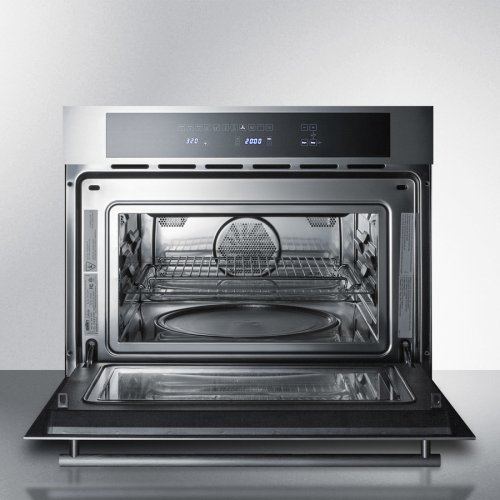 24 Wide Built In Sd Oven With Convection Microwave And Standard