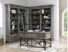 2pc Museum Bookcase Set (9030 & 9031)