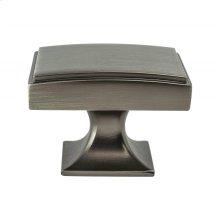Hearthstone Vintage Nickel Knob
