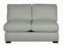 Cameron Armless Loveseat