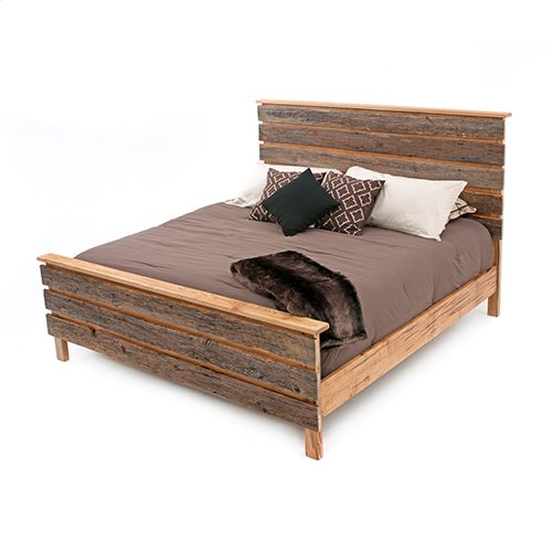 Big Sur Bed - King Headboard Only