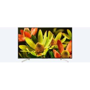 X830F LED  4K Ultra HD  High Dynamic Range (HDR)  Smart TV (Android TV) - Display Model