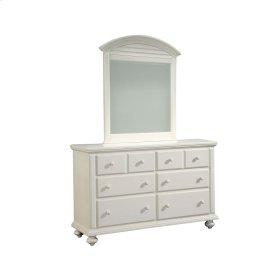 Seabrooke Drawer Dresser MIrror