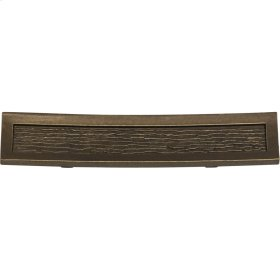 Burnished Bronze Primitive Pull 3 Inch (c-c)